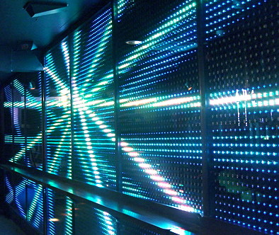 LED-walls en video walls