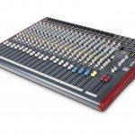 Live-mixers en DJ-mixers