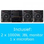 Pioneer PRO plus DJ set