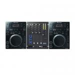 Dateq Basic DJ set