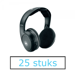 Sennheiser RS120 Silent Disco set 1