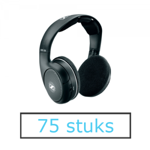 Sennheiser RS120 Silent Disco set 3
