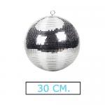 Showtec spiegelbol 30cm-1