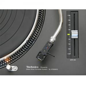 Technics SL 1210 MK2